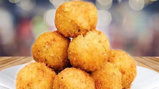 Чуфте из картофеля от Николы Радишича