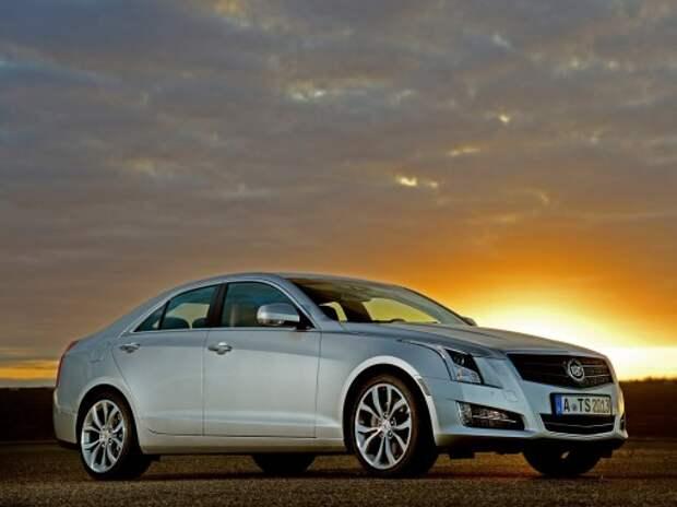 Росстандарт информирует об отзыве 122 автомобилей Cadillac ATS