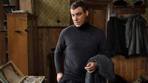 Актер Цыганов в эфире Первого канала признался, что его старшая дочь носит другое отчество