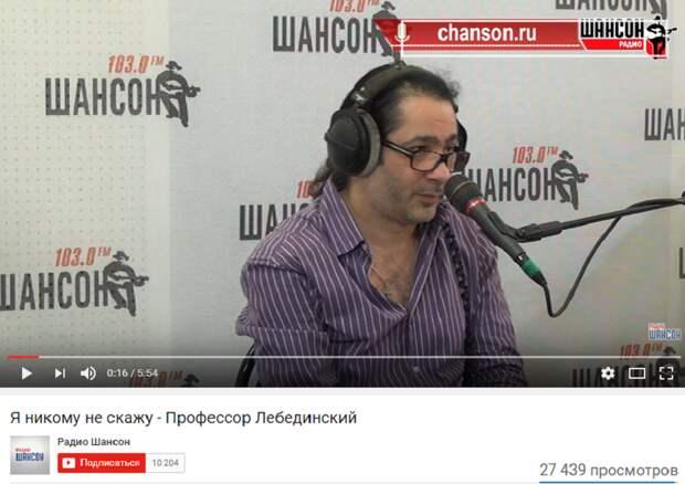 Профессор Лебединский оскорбил россиян: «Тупые идиоты с вирусом петушизма»