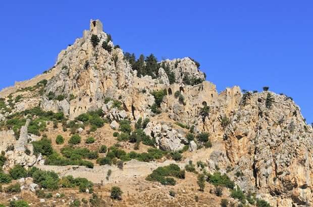 Замок Кипр