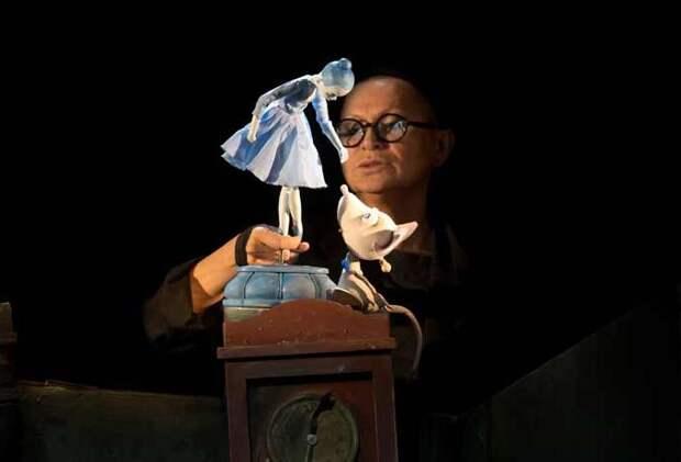Спектакль «Солнечный луч» в Театре кукол имени С. В. Образцова