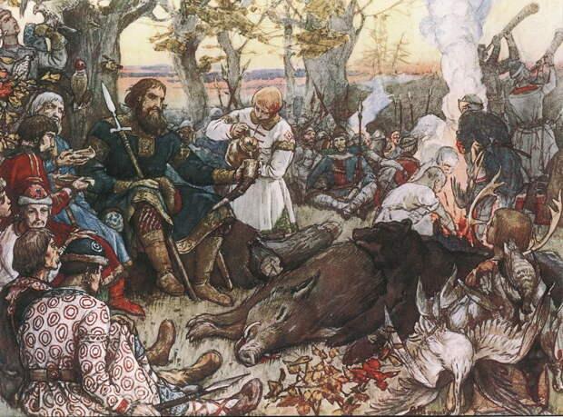 При дворе средневекового короля. Как жили придворные 9
