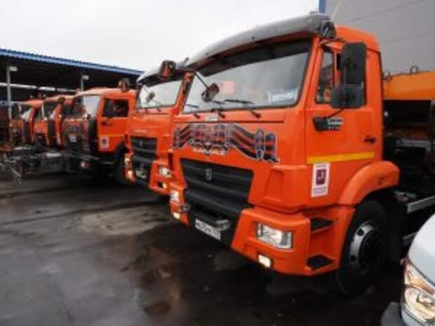 В СВАО завершается подготовка к зиме домов и коммунальной техники