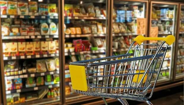 Малоимущим россиянам предложили выдать продуктовые карточки