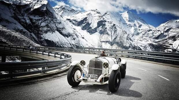 Mercedes-Benz возобновил производство запчастей для довоенных машин mercedes, mercedes-benz, олдтаймер, ретро авто