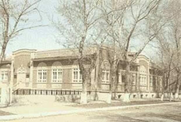 Дом Розенов в Кургане