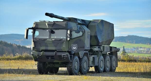 Компания Rheinmetall представила новое семейство грузовых автомобилей