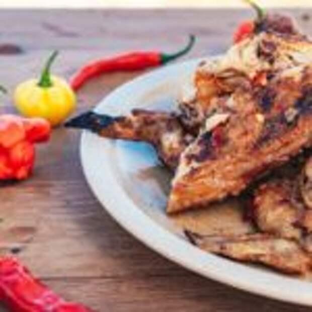 Курица «Пири-пири»