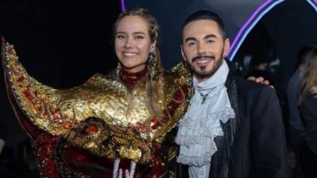 Тимур Родригез споет со Змеей в новогоднем спецвыпуске «Маски»