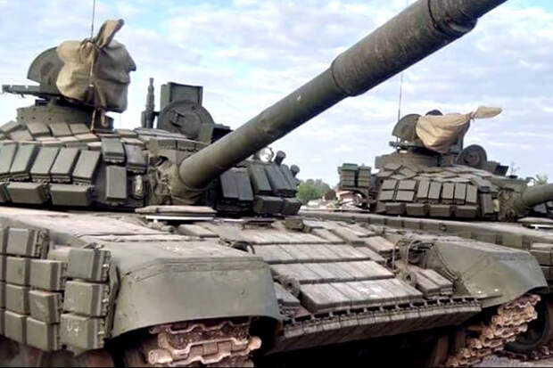 """Вьетнам захотел приобрести российские танки Т-72Б1МС """"Белый орел"""""""