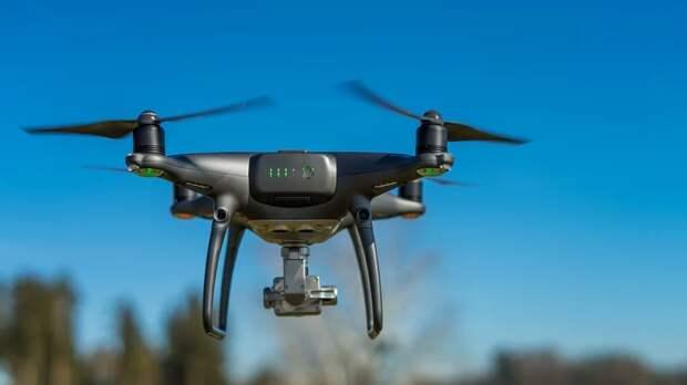 Квадрокоптеры начнут отслеживать нарушителей ПДД в Тамбовской области