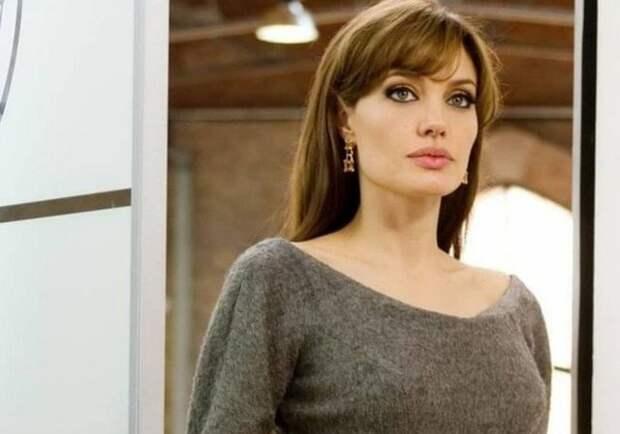 Анджелина Джоли: главная актриса в Голливуде, задающая трендвсем остальным