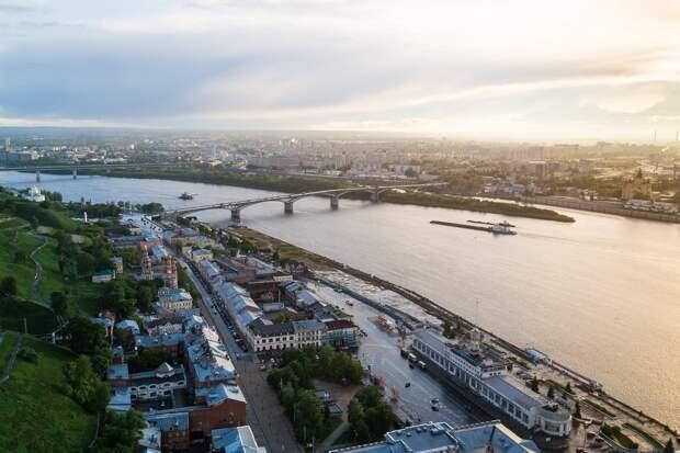 Олег Беркович рассказал, зачем нижегородцам следует выбирать новых героев города в проекте «Имя Нижнего»