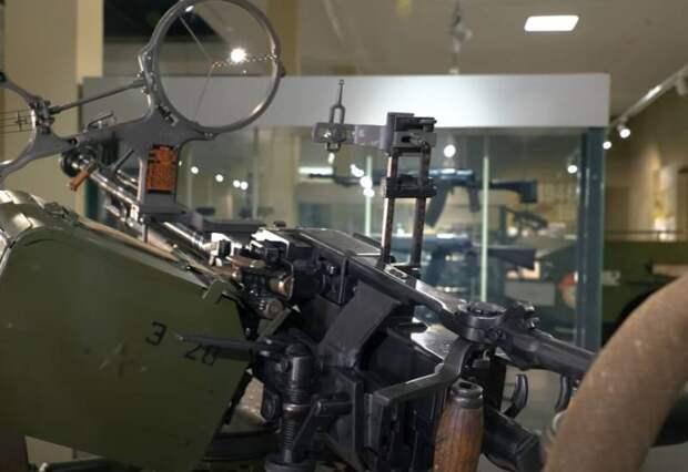Отечественные крупнокалиберные пулемёты: советская школа