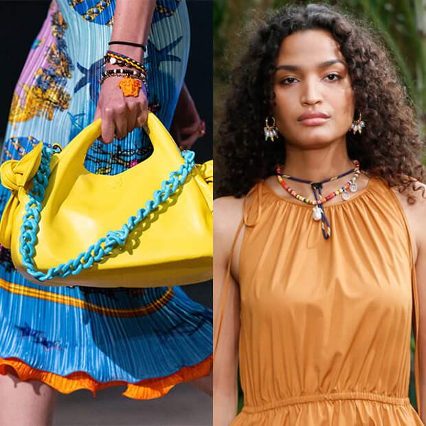 Недели моды весны-лета – 2021: лучшие украшения сезона