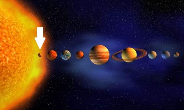 Круглая Земля — миф! 8 фактов о космосе, о которых ты даже не догадывался!