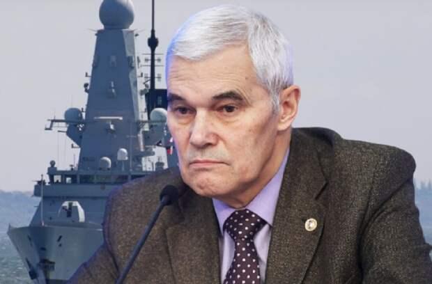 Морской офицер пристыдил британцев с Defender за инцидент у Крыма
