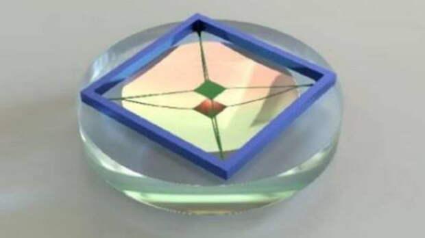 Темную материю поможет обнаружить сверхтонкое зеркало