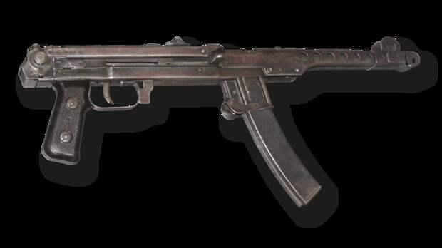 Американцы остались под впечатлением от пистолета-пулемета Судаева