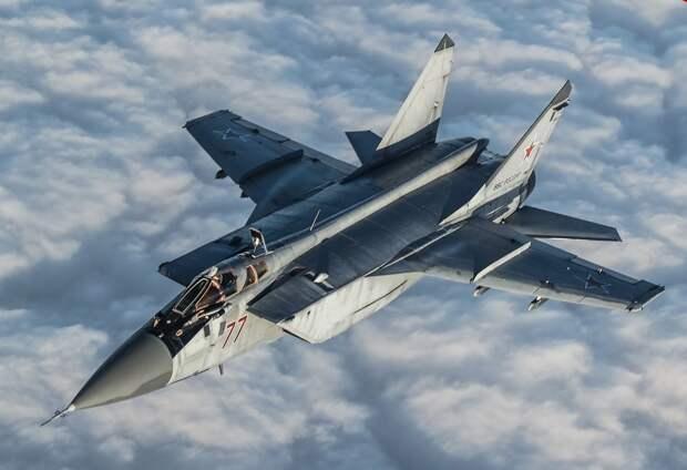 Аналитики Military Watch: Истребитель МиГ-31 еще рано сбрасывать со счетов
