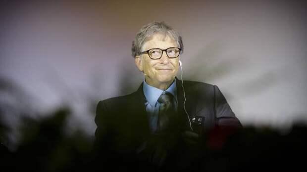 Происки Гейтса: Подсадить мир на иглу