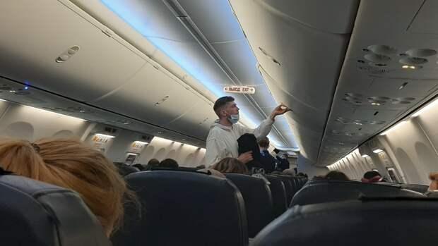 Вылетевший из Кубы в Шереметьево самолет вернулся в аэропорт из-за пожара в двигателе