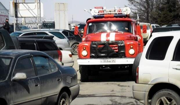 Опрос: меньше половины дворов оказались доступны для пожарных машин