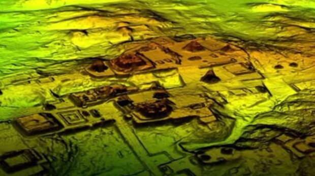 Ученые пытаются понять очередную находку в руинах цивилизации майя