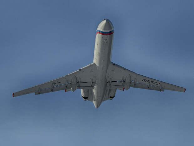 Эксперты: На борту разбившегося Ту-154 могла сработать взрывчатка