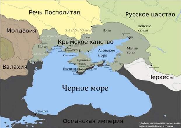 Одной из главных проблем Крыма всегда была проблема демографическая