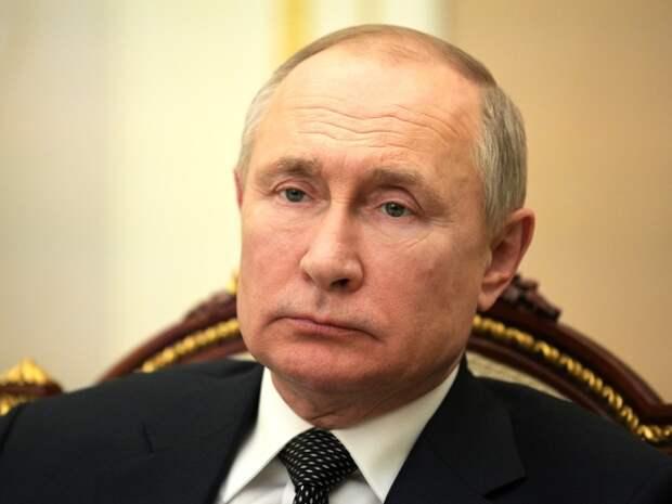 Путин: Украину превращают в антипод России
