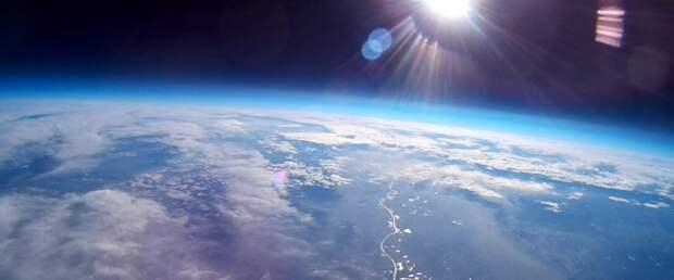 Эмиссия углекислого газа привела к сокращению стратосферы Земли