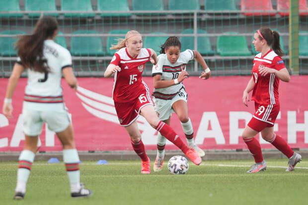 Женская сборная России обеспечила себе путевку на Евро-2022 по футболу