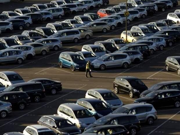 Рост автопродаж в Европе замедлился до 1,2% в ноябре