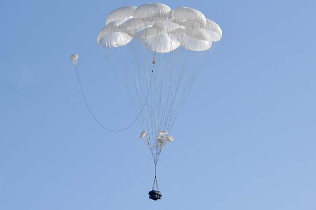 В России наращивают производство многокупольных парашютных систем