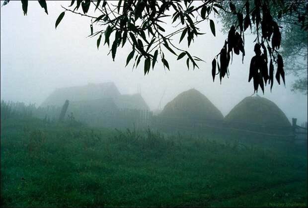 Деревня, в которой остановилось время
