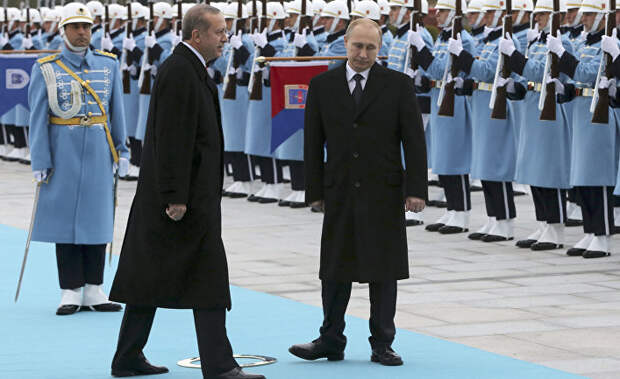 Неудавшийся переворот в Турции: уроки для Путина