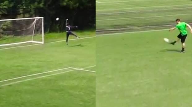 «Костоломы» забили сами себе сдальней дистанции. Олюбительском футболе России пишут даже вИспании