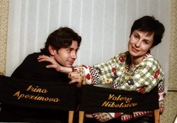 Легендарный сериал «День рождения Буржуя» сделал Валерия иИрину настоящими звездами.