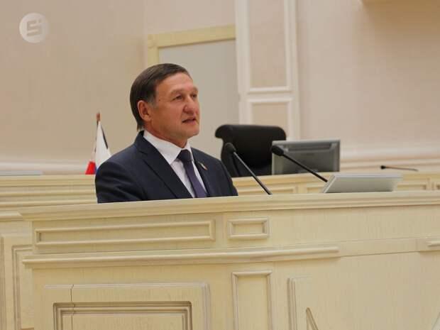 Владимир Невоструев возглавил Госсовет Удмуртии