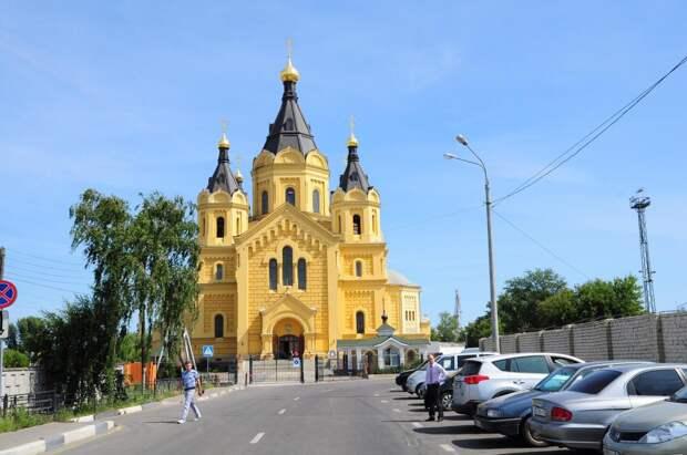 Улицу Стрелка в Нижнем Новгороде перекроют до середины лета