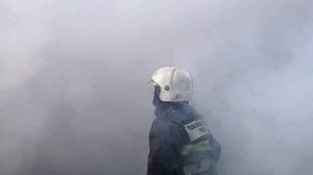 Заброшенная больница второй раз за сутки загорелась в Екатеринбурге