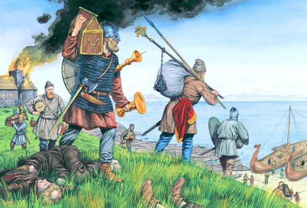 10 малоизвестных фактов о викингах. Какими на самом деле были викинги (3 статьи)