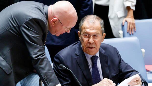 МИД РФ: США открыто встали на сторону террористов.