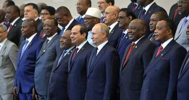 «Foreign Affairs», США: в Африке обостряется борьба великих держав не в пользу США