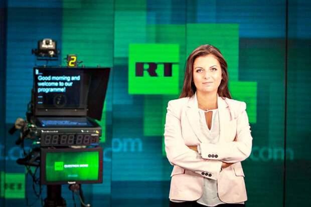 Симоньян пятью словами высмеяла «американские сигналы» для Украины