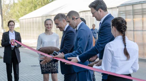 Глава Минобрнауки запустил инновационную сельскохозяйственную долину в Крыму