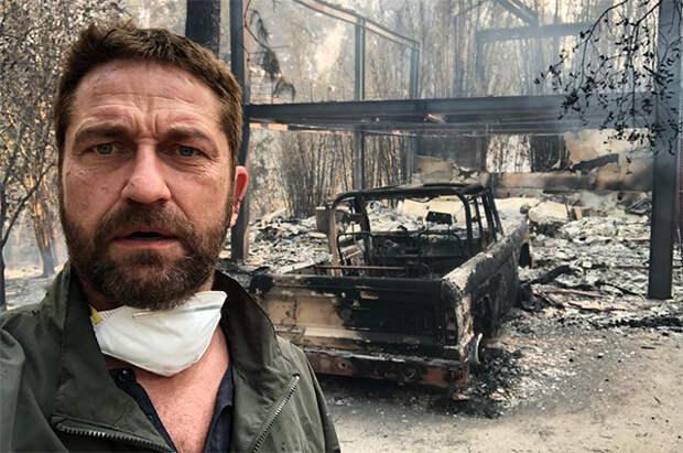 Кто из звезд пострадал от пожаров в Калифорнии?