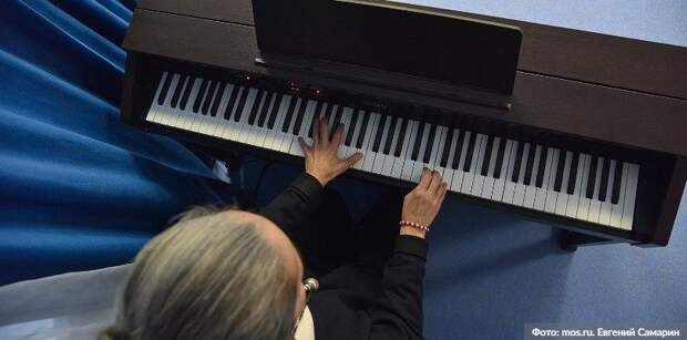 Концертному зал им Чайковского грозит штраф за нарушение масочного режима Фото: Е. Самарин mos.ru